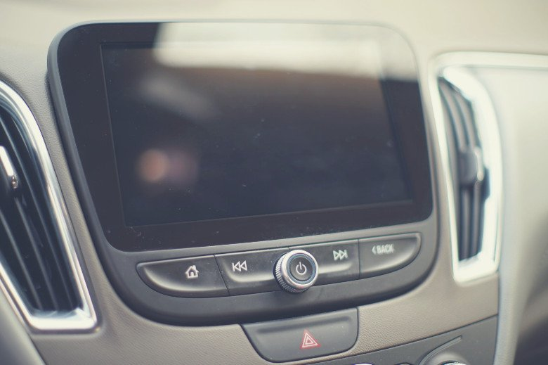 Factory Chevrolet Stereo